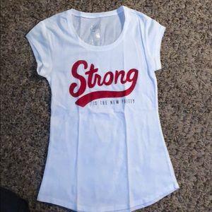 New- Youth Girls-Size 10 Short Sleeve T-shirt.